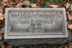 William George Rising, Jr