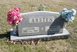 Agusta Mae (Gussie) <i>Keefer</i> Absten