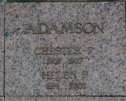 Chester Frank Adamson