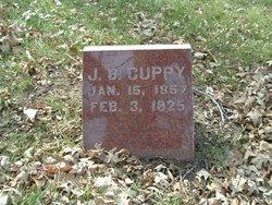 James B Cuppy