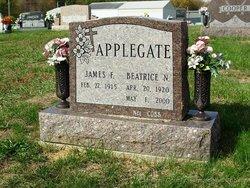 Beatrice N <i>Cobb</i> Applegate