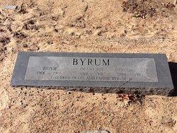 Infant Daughter Byrum