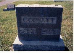 Eliza Jane Nannie <i>Warrick</i> Cornett
