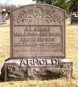 Carrie Bell <i>Oller</i> Arnold