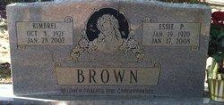 Kimbrel Brown
