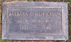 Barbara C <i>Conn</i> Wennerberg