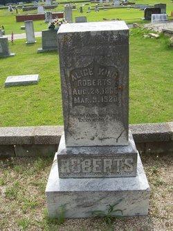 Alice King Roberts