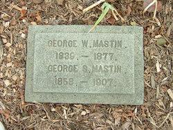 George S Mastin