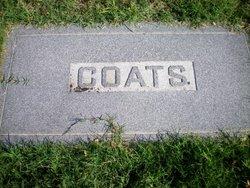 Ella Elizabeth <i>Pace</i> Coats