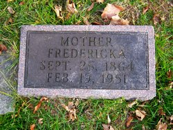 Fredericka <i>Becker</i> Abens