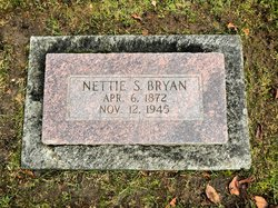 Nettie S Bryan