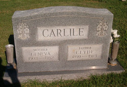 Clyde Carlile