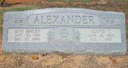 Lloyd T. Alexander