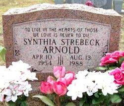 Synthia <i>Strebeck</i> Arnold