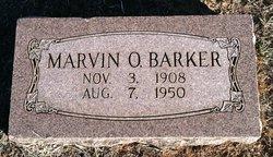 Marvin Omar Barker