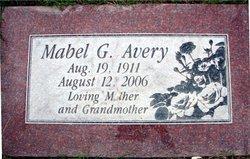 Mabel Grace <i>Botts</i> Avery