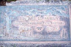 Lloyd Lavern Avery