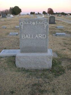 Sibyl Lolon <i>Lillard</i> Ballard