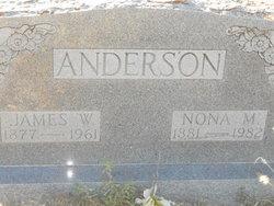Nona M. Anderson