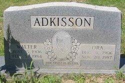 Walter Adkisson