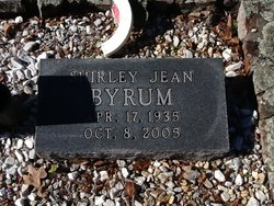 Shirley Jean Byrum