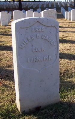 Pvt Miles P Casey