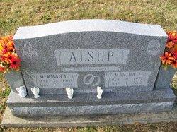 Martha Ellen <i>Amos</i> Alsup