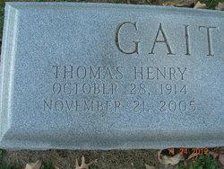 Thomas Henry Gaitskill