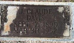 Joseph Claud Davis