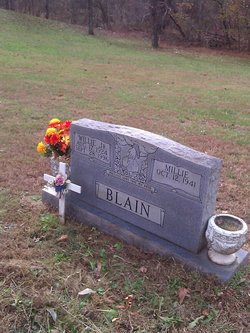 Millie Ann <i>Duggins</i> Blain