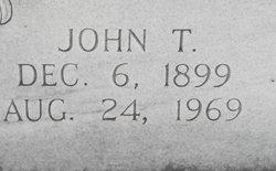 John T Bryans