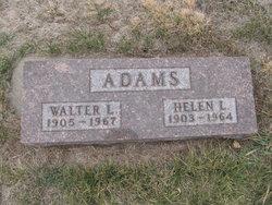 Walter Adams