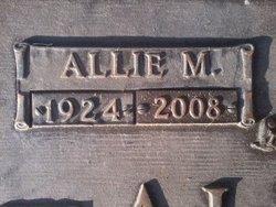 Allie <i>McDowell</i> Alford