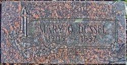 Mary Olive <i>Flock</i> Dussel