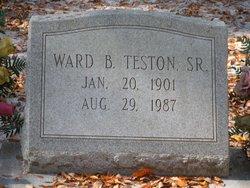 Ward B Teston, Sr