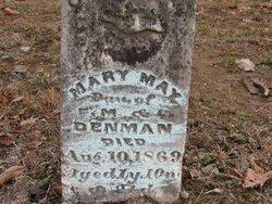 Mary May Denman