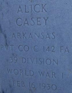 Alick Casey