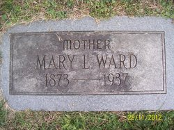 Mary Louise <i>Fuller</i> Ward