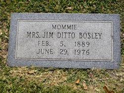 Jamie Jim <i>Ditto</i> Bosley