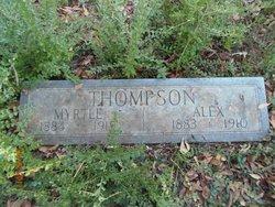 Alex Thompson