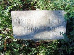 Myrtle Lee Thompson