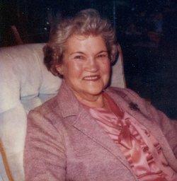Amelia Gladys Nan <i>Simons</i> Fredenrich