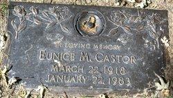 Eunice Marie <i>Hall</i> Castor