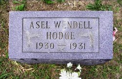 Asel Wendell Hodge