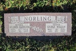 Mildred Kathleen <i>Anderson</i> Norling