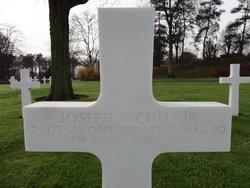 TSgt Joseph Michel, Jr