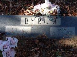 Sarah Emily <i>Duvall</i> Byrum