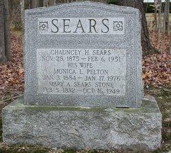 Mary A <i>Sears</i> Stone