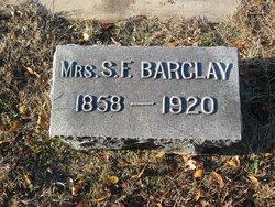 Ann <i>Jones</i> Barclay