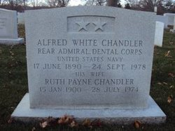 Adm Alfred White Chandler